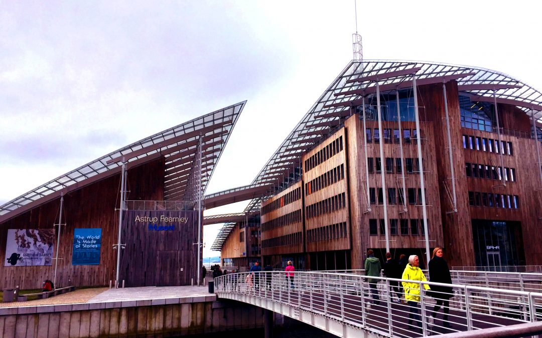 Astrup Fearnley Museum, Norway