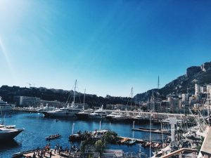 Yachts, Port Monte Carlo